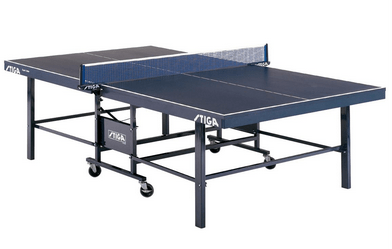 Their Top Mobile Ping Pong Table, The STIGA Expert Roller Table Tennis Table  Features A Price That Might Make Some Blanche. It Is On The Expensive Side  For ...