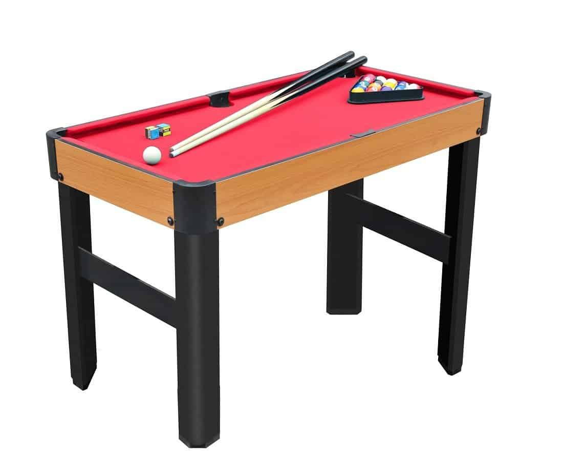 Though We Included This Playcraft Sport Bank Shot 40 Inch Pool Table On Our  ...