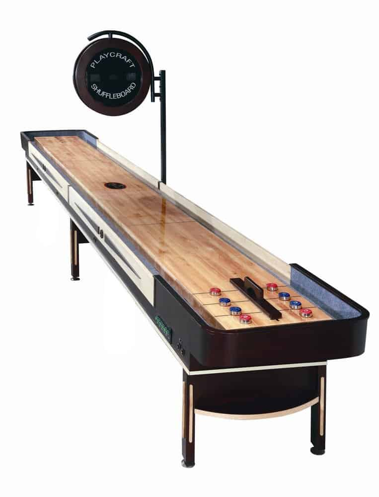 Shuffleboard sticks