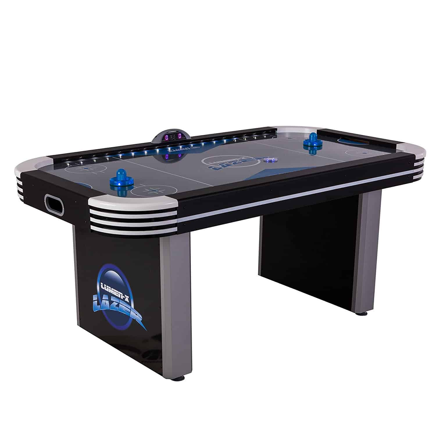 15 best air hockey tables reviews updated 2018 atomic for Table x reviews