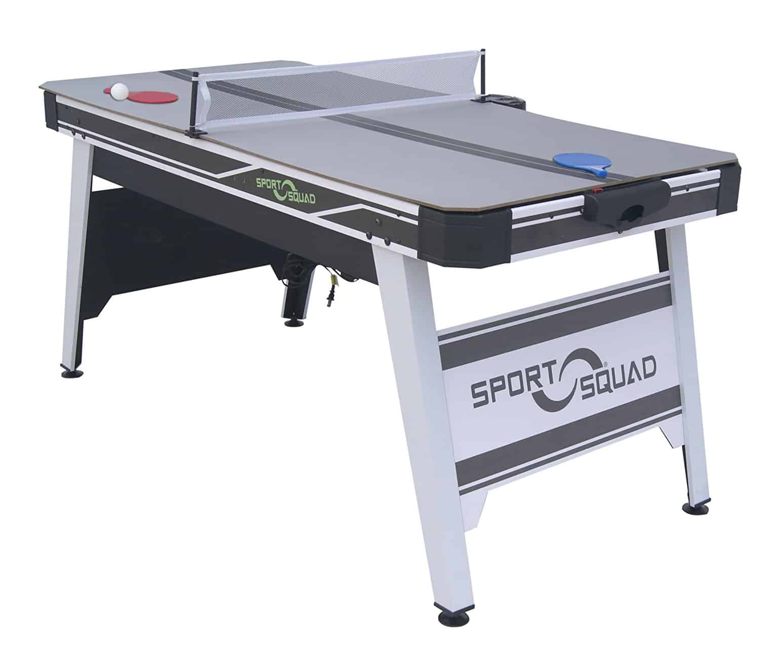 15 best air hockey tables reviews updated 2018 atomic for Table hockey
