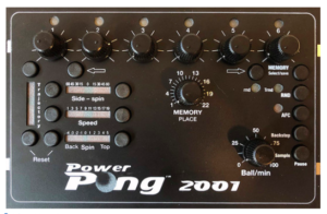 Power Pong 2001