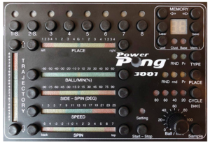 Power Pong 3001