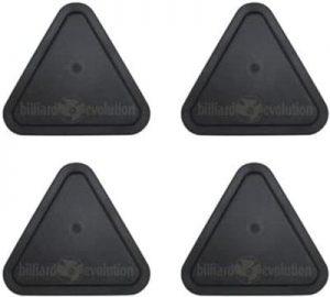 Billiard Evolution Black Triangle Pucks