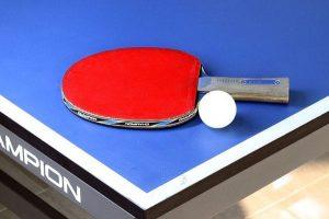 ping pong paddle maintenance