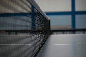 table tennis center line